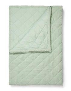 ESSENZA Billie Frosty Mint Tagesdecke 180 x 265 cm