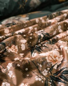 ESSENZA Charlize Cashew Plaid 135 x 170 cm