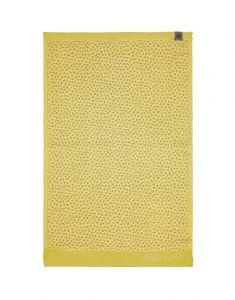 ESSENZA Connect Organic Breeze Gelb Gästetuch 30 x 50 cm