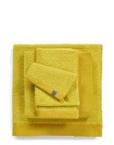 ESSENZA Connect Organic Breeze Gelb Handtuch 60 x 110 cm