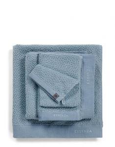 ESSENZA Connect Organic Breeze Handdoekset Blauw