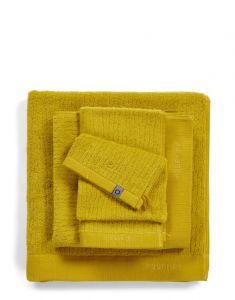 ESSENZA Connect Organic Lines Gelb Handtuch 60 x 110 cm