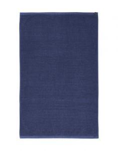 ESSENZA Connect Organic Uni Blau Badematte 60 x 100 cm
