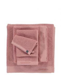 ESSENZA Connect Organic Uni Rose Handtuch 50 x 100 cm