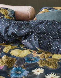 ESSENZA Dailah Rhabarber Nackenrolle 22 x 50 cm