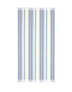 Marc O'Polo Eno Blauw Hammamdoek 100 x 180 cm