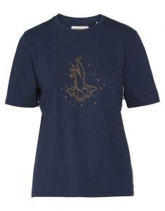 Covers & Co Fiona Uni Nightblue T-Shirt M