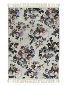 ESSENZA Fleur Ecru Teppich 120 x 180 cm