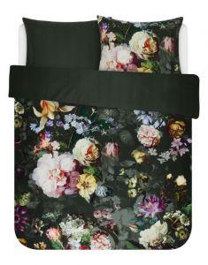 ESSENZA Fleur Groen Dekbedovertrekset 240 x 220 cm