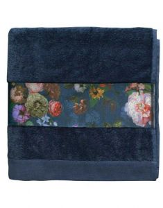 ESSENZA Fleur Handdoekset Blauw