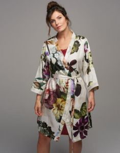 ESSENZA Fleur Ecru Kimono XS