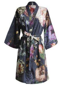 ESSENZA Fleur Nightblue Kimono L