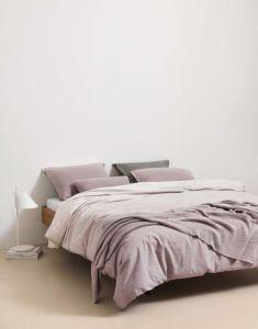 Marc O'Polo Flo Lavendel mist Dekbedovertrekset 260 x 220 cm