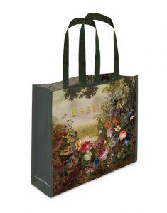ESSENZA Florence Groen Shopper bag 45 x 12 x 35 cm