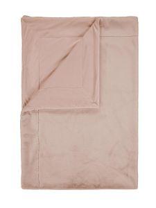 ESSENZA Furry Rose Plaid 150 x 200 cm