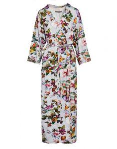 ESSENZA Ilona Fleur Grijs Kimono M