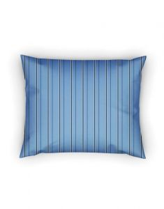 Marc O'Polo Jarna Blauw Kussensloop 60 x 70 cm