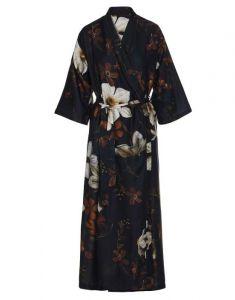 ESSENZA Jula Daffodils Reunited Zwart Kimono XL
