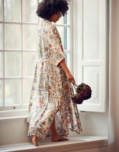 ESSENZA Jula Marlene Multi Kimono XS