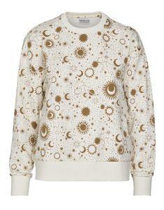 Covers & Co Kea Luna tic Ecru Sweater L