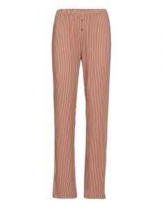 ESSENZA Lindsey Striped Ginger Lange broek M