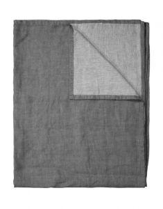 Marc O'Polo Linka Dark grey Plaid 150 x 200 cm