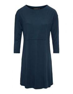 ESSENZA Lykke Uni Indigo Blue Nachthemd ¾ Arm S