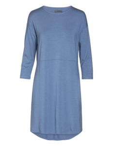 ESSENZA Lykke Uni Moonlight blue Nachthemd 3/4 mouw M