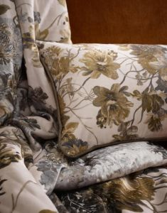 ESSENZA Maily Olive Dekokissen 30 x 50 cm
