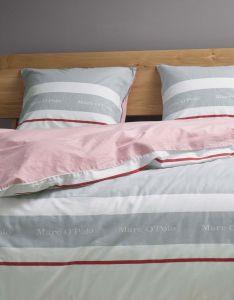 Marc O'Polo Mala Roze Dekbedovertrekset 140 x 220 cm