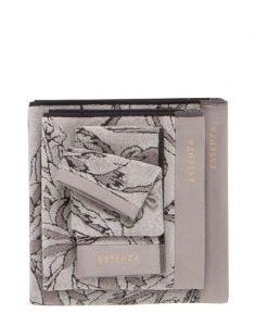 ESSENZA Malou Grau Handtuch 55 x 100 cm