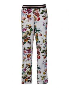 ESSENZA Maple Fleur Grijs Lange broek S