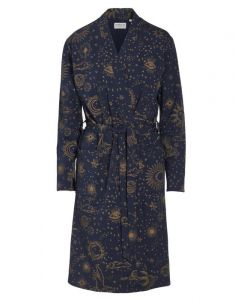 Covers & Co Marle That's the spirit Nightblue Kimono XS