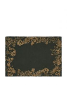 ESSENZA Masterpiece Dunkelgrün Tischset 35 x 50 cm
