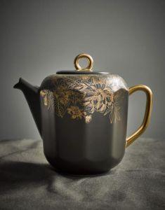 ESSENZA Masterpiece Dunkelgrün Teekanne 1-25 liter