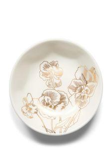 ESSENZA Masterpiece Off white Klein schaaltje 9 cm