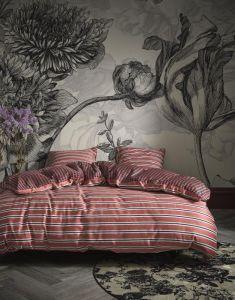 ESSENZA Meg Dusty rose Dekbedovertrekset 260 x 220 cm