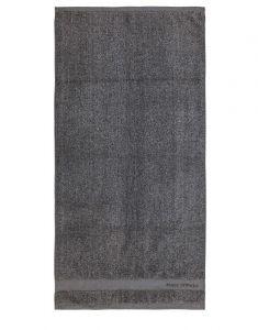 Marc O'Polo Melange Anthrazit / Silver Handtuch 70 x 140 cm