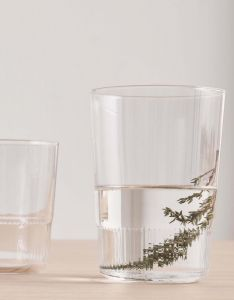 Marc O'Polo Moments Transparent Tumbler groot set 48 cl