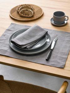Marc O'Polo Moments Lichtgrijs Ontbijtbord 21.5 cm