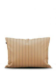 Marc O'Polo Mulji Warm beige Kussensloop 60 x 70 cm