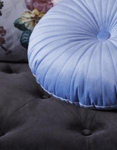 ESSENZA Naina Lavendelblauw Sierkussen 40 cm