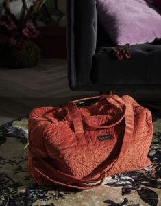 ESSENZA Pebbles Velvet Chili Weekendtasche One Size