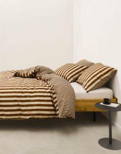 Marc O'Polo Premium Organic Jersey Ecru Hoeslaken 180-200 x 200-220 cm