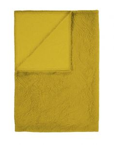 ESSENZA Roeby Golden Yellow Tagesdecke 270 x 265 cm