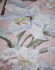 ESSENZA Rosalee Dark Blush Teppich 120 x 180 cm
