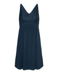 ESSENZA Sarah Uni Indigo Blue Nachthemd XS