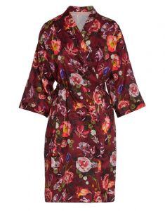 ESSENZA Sarai Scarlett Warm red Kimono M