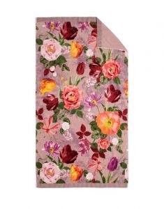ESSENZA Scarlett Woodrose Strandlaken 100 x 180 cm
