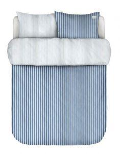 Marc O'Polo Simo Blauw Dekbedovertrekset 240 x 220 cm
